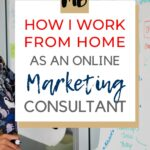 ONLINE MARKETING CONSULTANT PIN