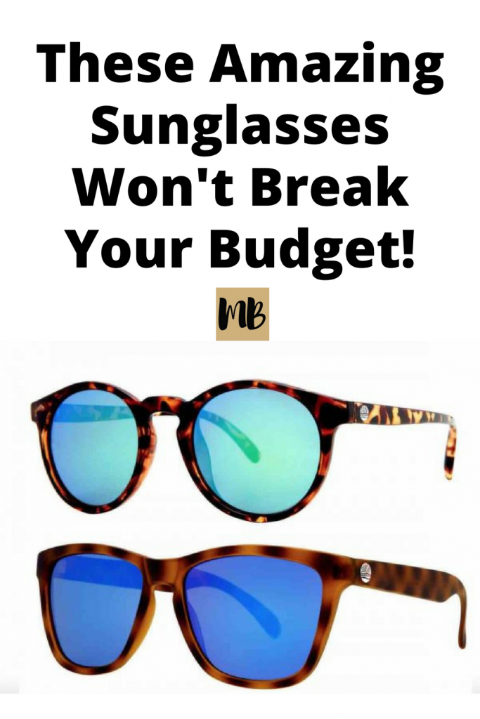 I just had to get these Sunski sunglasses after I saw my cousin with a pair. They look so good and they're affordable!