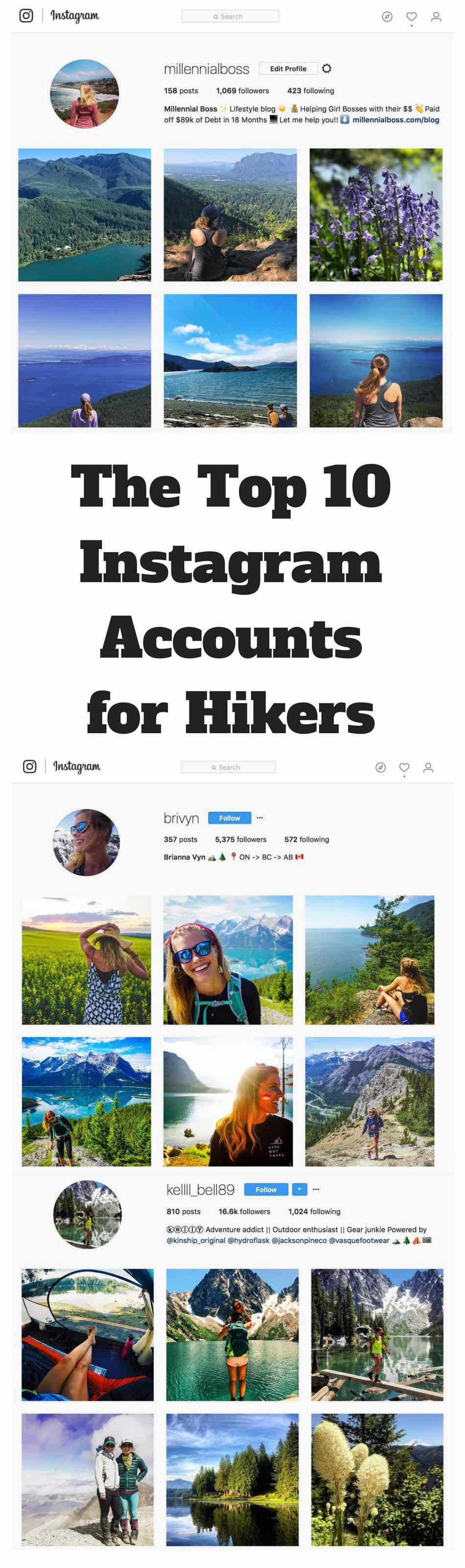 As a hiker myself, I love this list! Thanks for sharing.