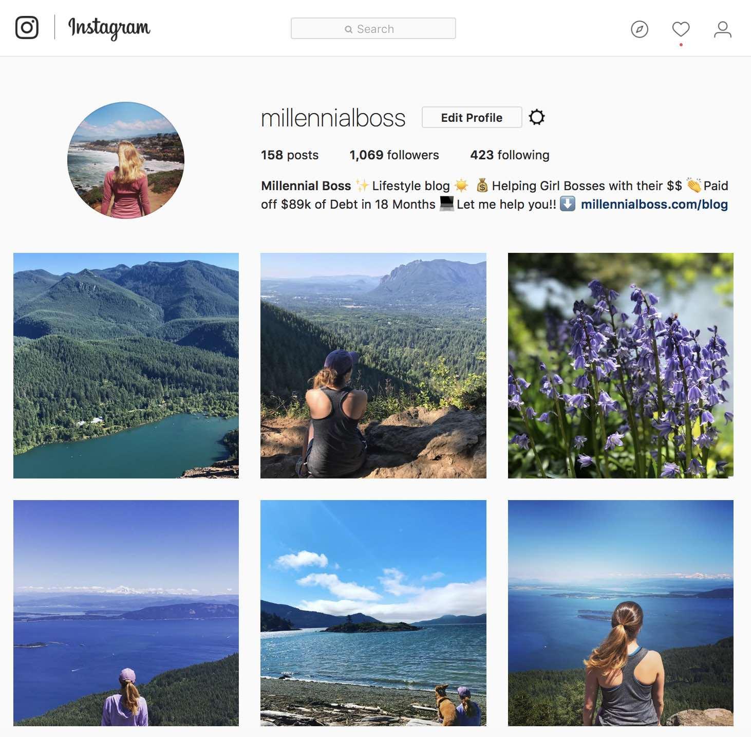 instagram-accounts-mountain-girl