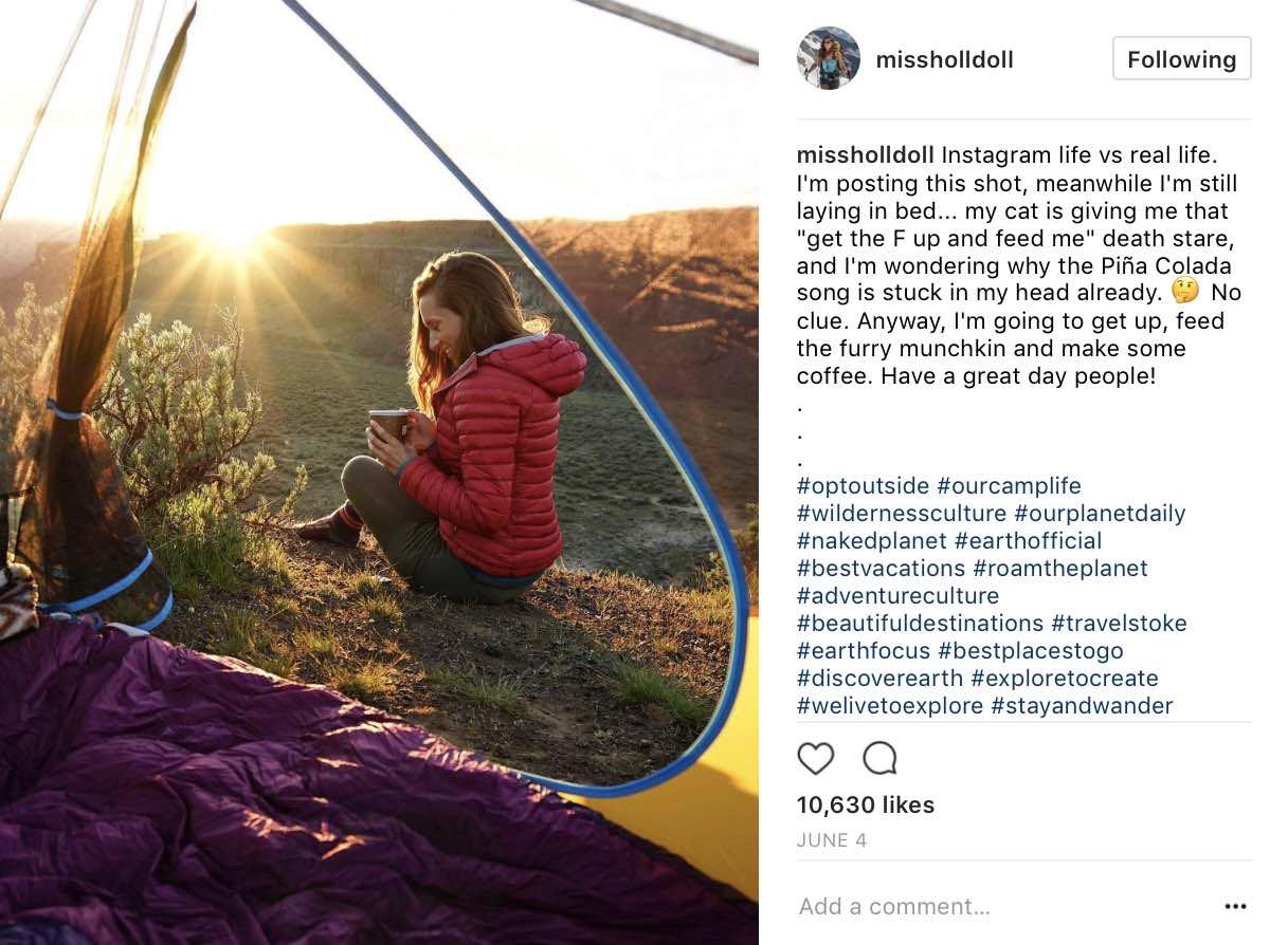 instagram-fake-hiking