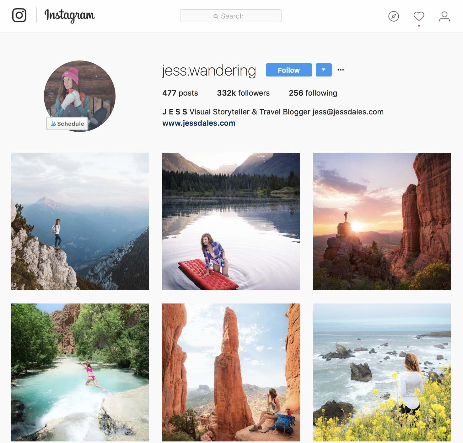 mountain-girl-jess-wandering-insta