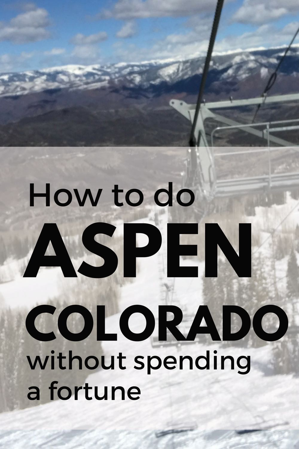 My next ski trip is an Aspen ski trip! This is where to stay in Aspen, where to eat in Aspen, Aspen ski resorts and all the Aspen lodging tips