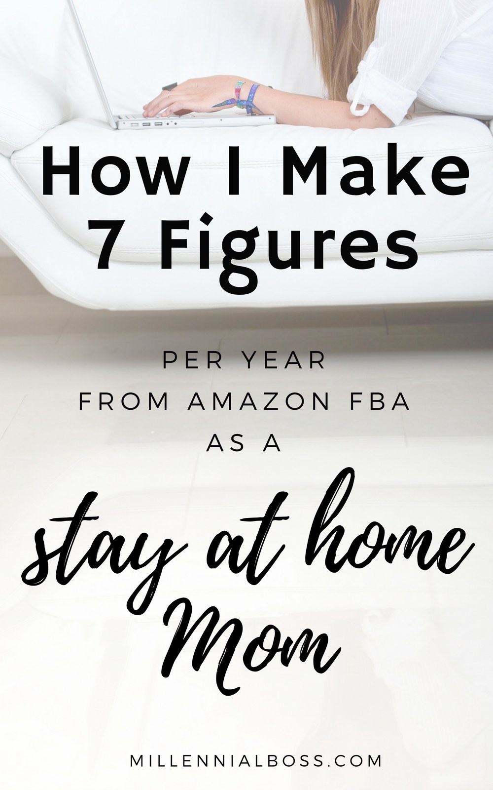 How this stay at home mom sources Amazon FBA products and makes a 7 figure income online.