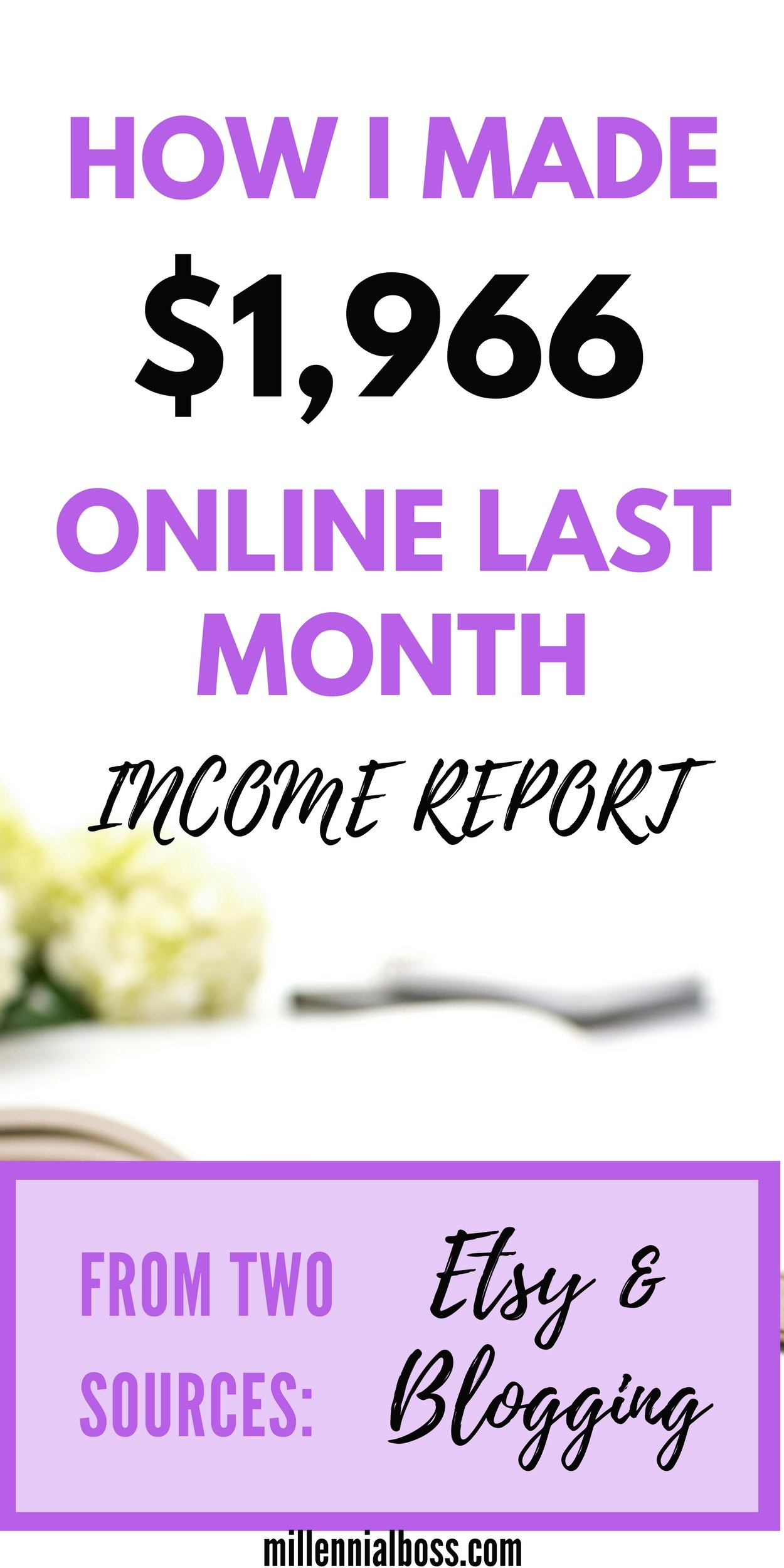 Sharing this blogging income report because it might actually help someone this month with their blogging strategy.