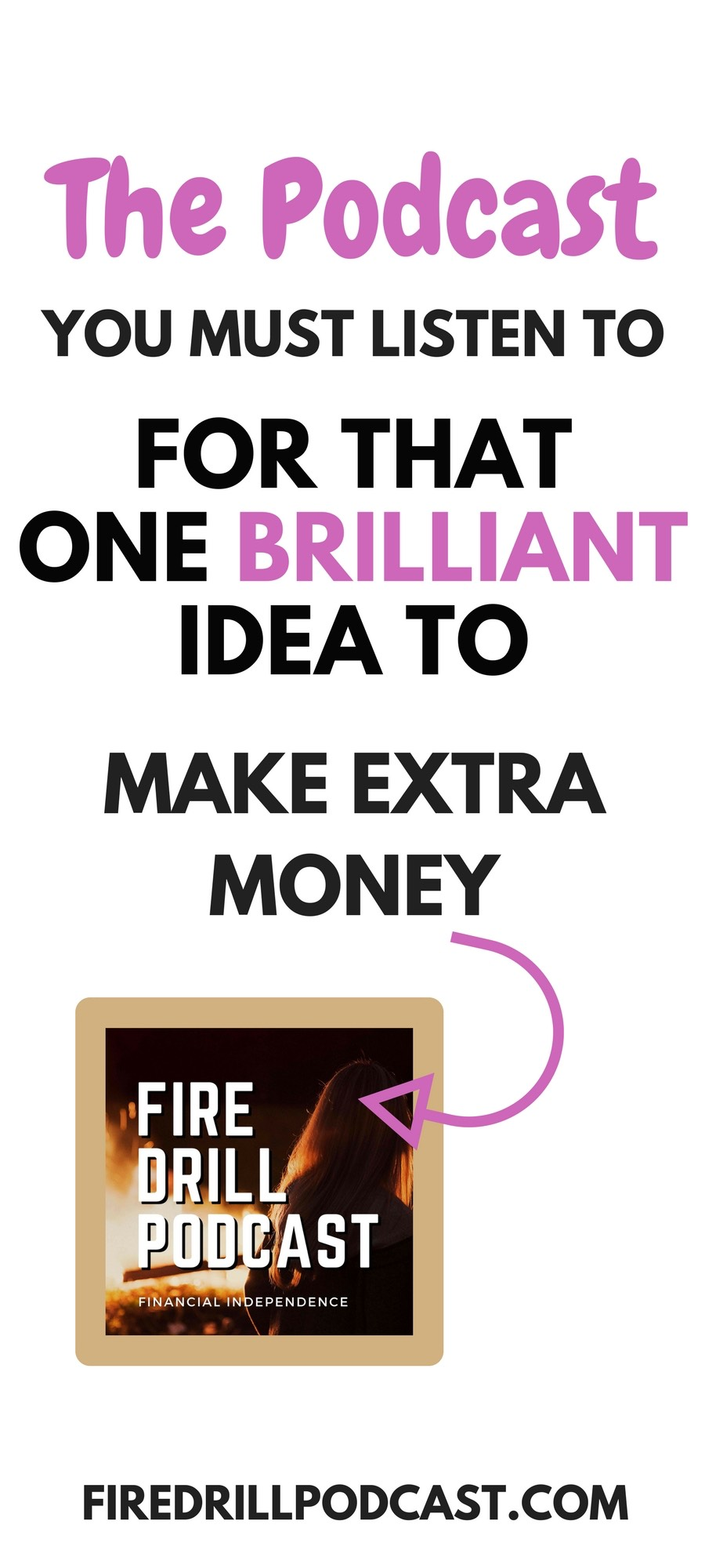Guys, this podcast gave me an idea to start a romance novel side hustle and now I make $8,000 per month on Kindle. Check it out I'm telling you! Fire Drill Podcast is legit!