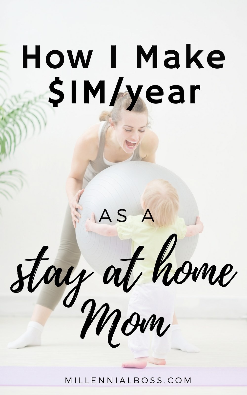 How this stay at home mom makes money online. Super inspiring!