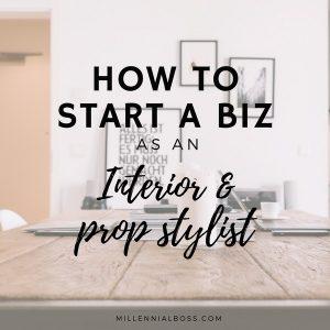 start-business-prop-stylist