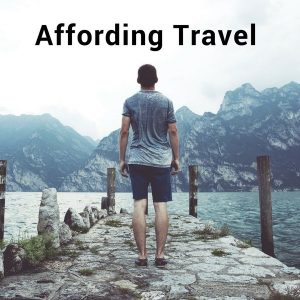 Is The Secret to Affording Travel Being Rich?