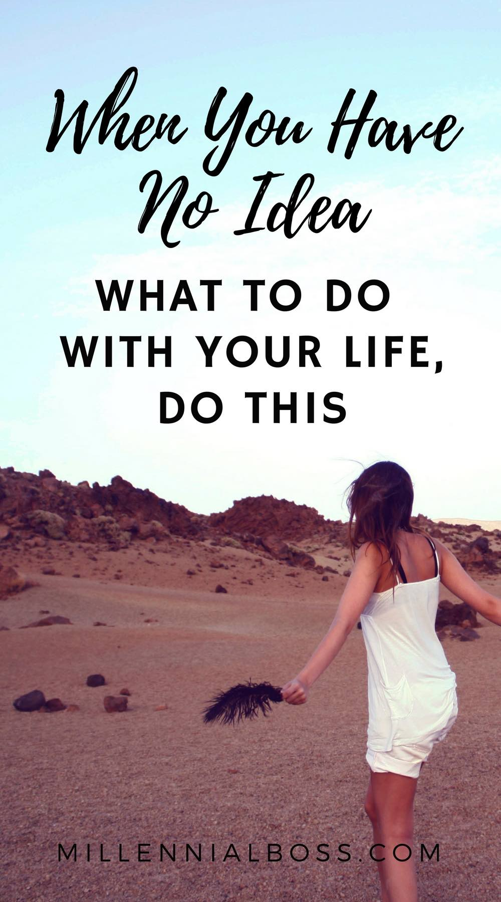 No idea what I'm doing and Quarter life crisis sound like you? Read this post. Early Retirement Police need not apply.