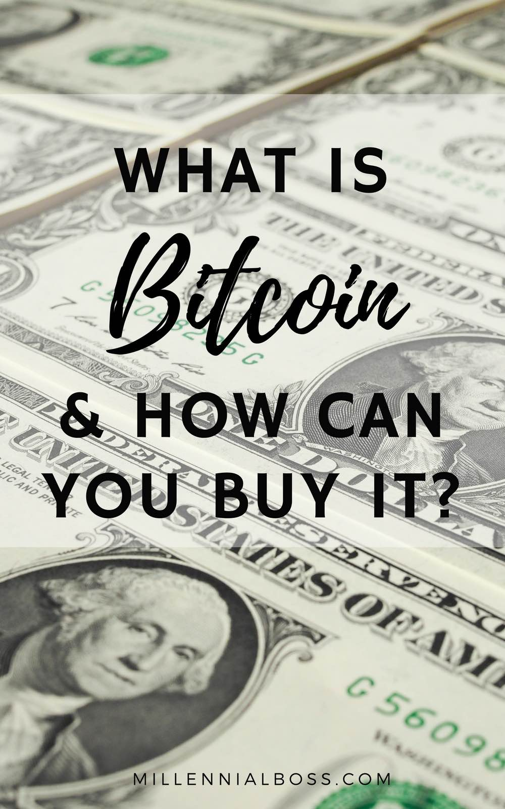 Why I'm buying bitcoin and recommend you buy bitcoin too! Plus the differences in cryptocurrency and bitcoin investing