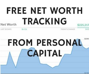 personal capital net worth