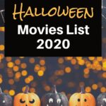 The UltimateHalloween Movies List streaming 2020 pinterest