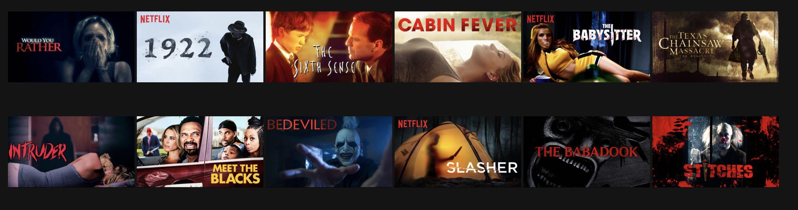 list-scary-halloween-movies