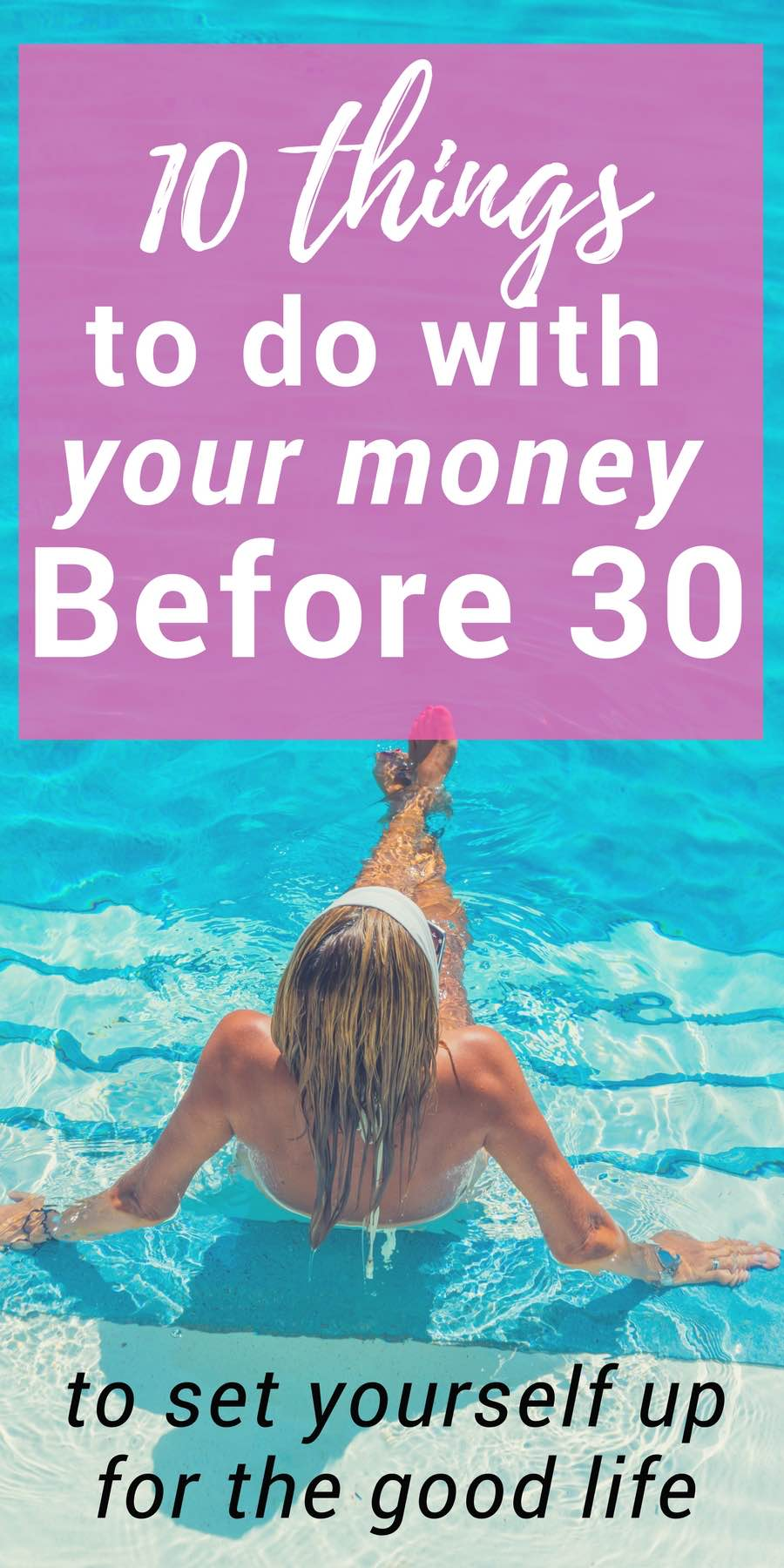 Financial goals in your 20s that you should achieve in your 30s