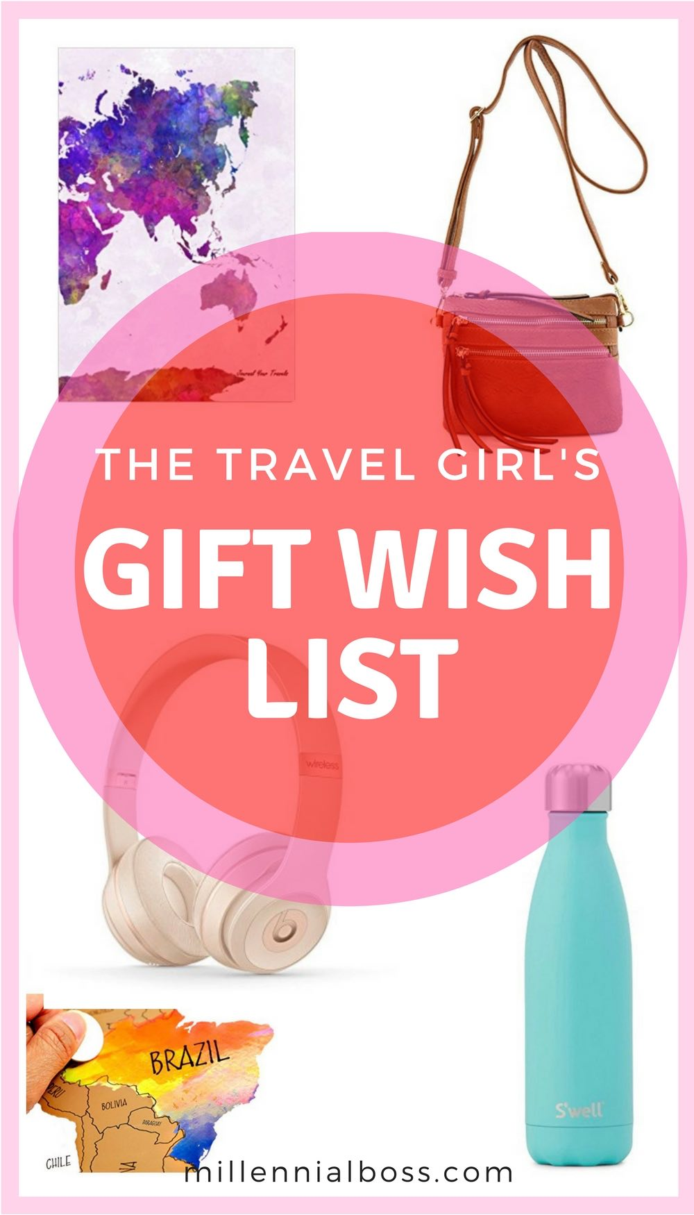 Travel gift guide | Christmas gifts for Travelers | Top holiday gifts for travelers