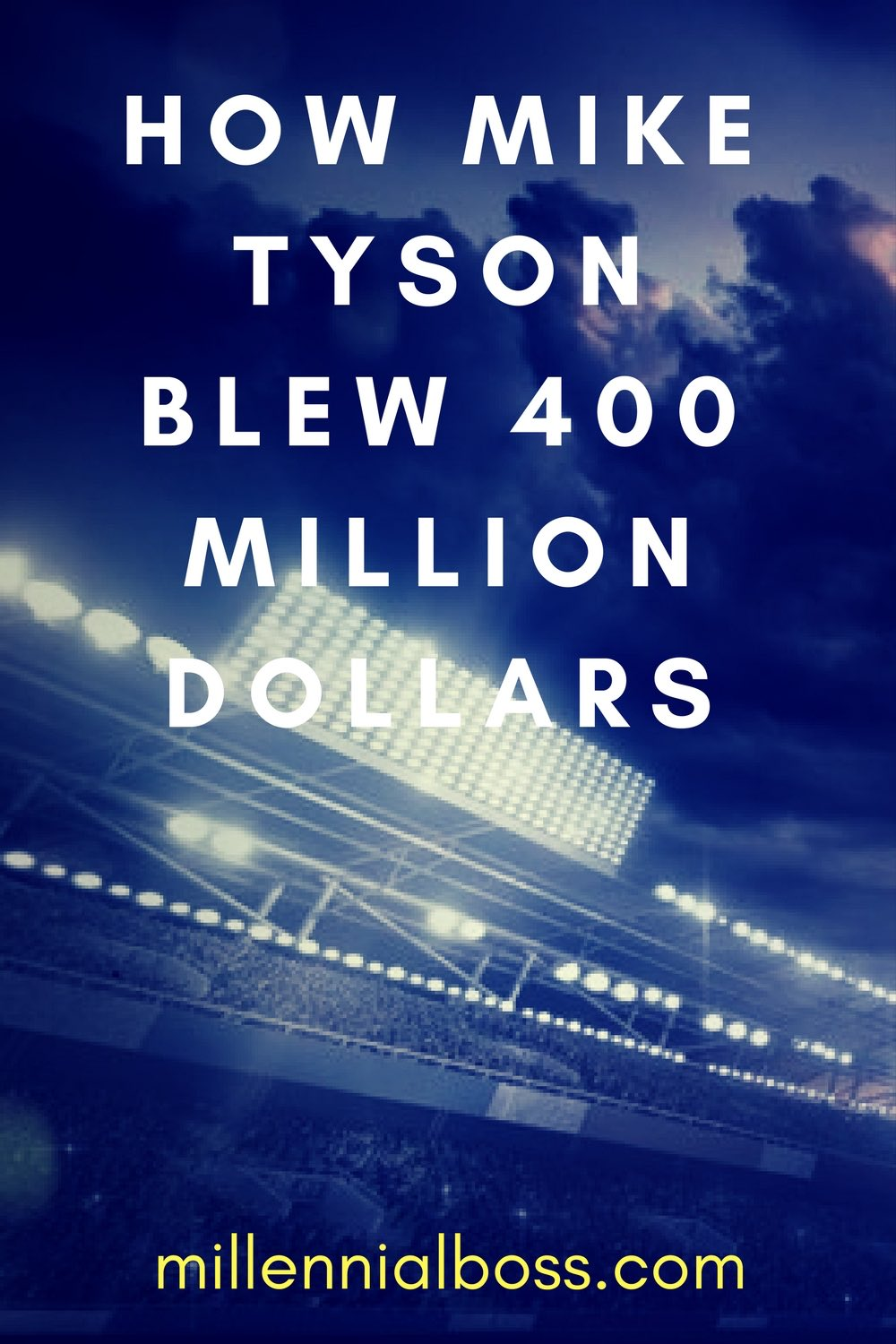 How athletes blow their money | How Mike Tyson and other athletes blow their fortunes