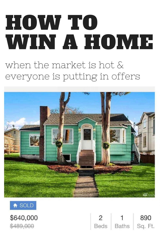 bidding war | bid on a home | bidding on a home