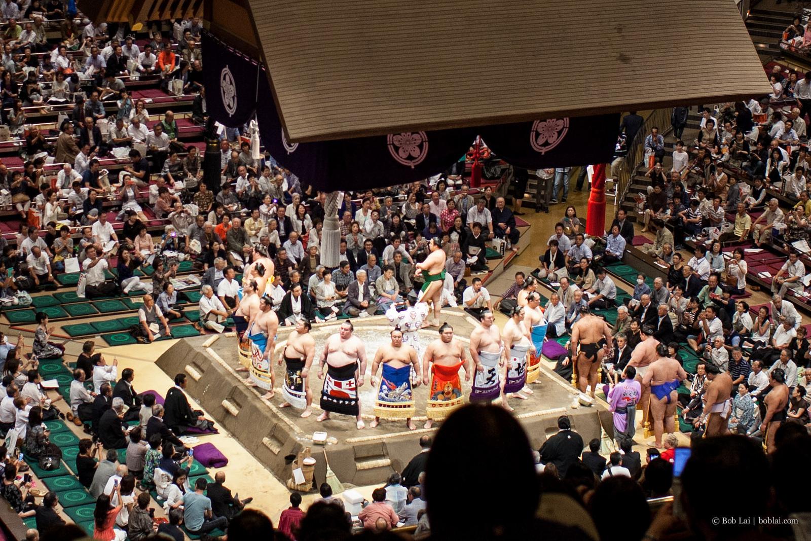 Sumo - Japan