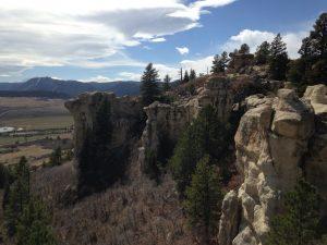 larkspur-hiking