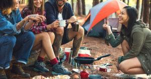 camping hack ideas