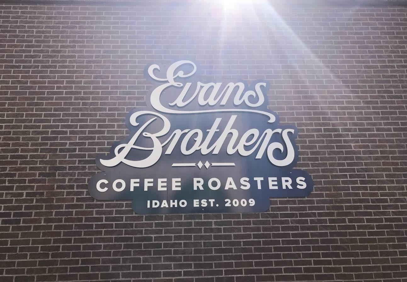 Evans brothers Idaho