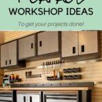 garage workshop ideas 1