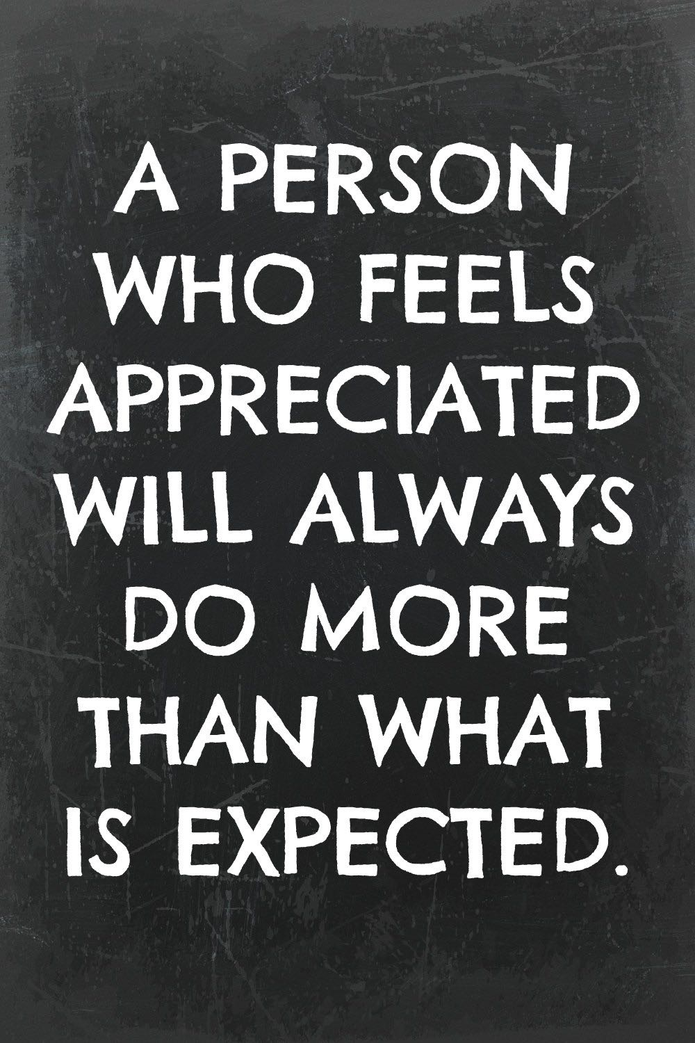 quotes about appreciation