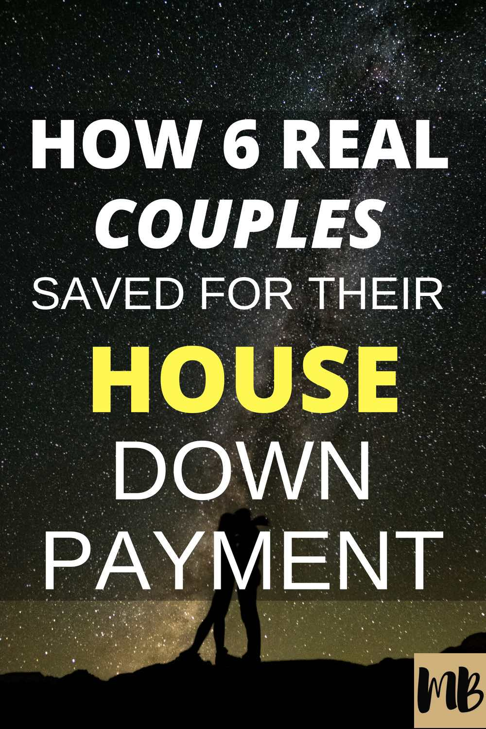 Real people saving home down payment and their stories
