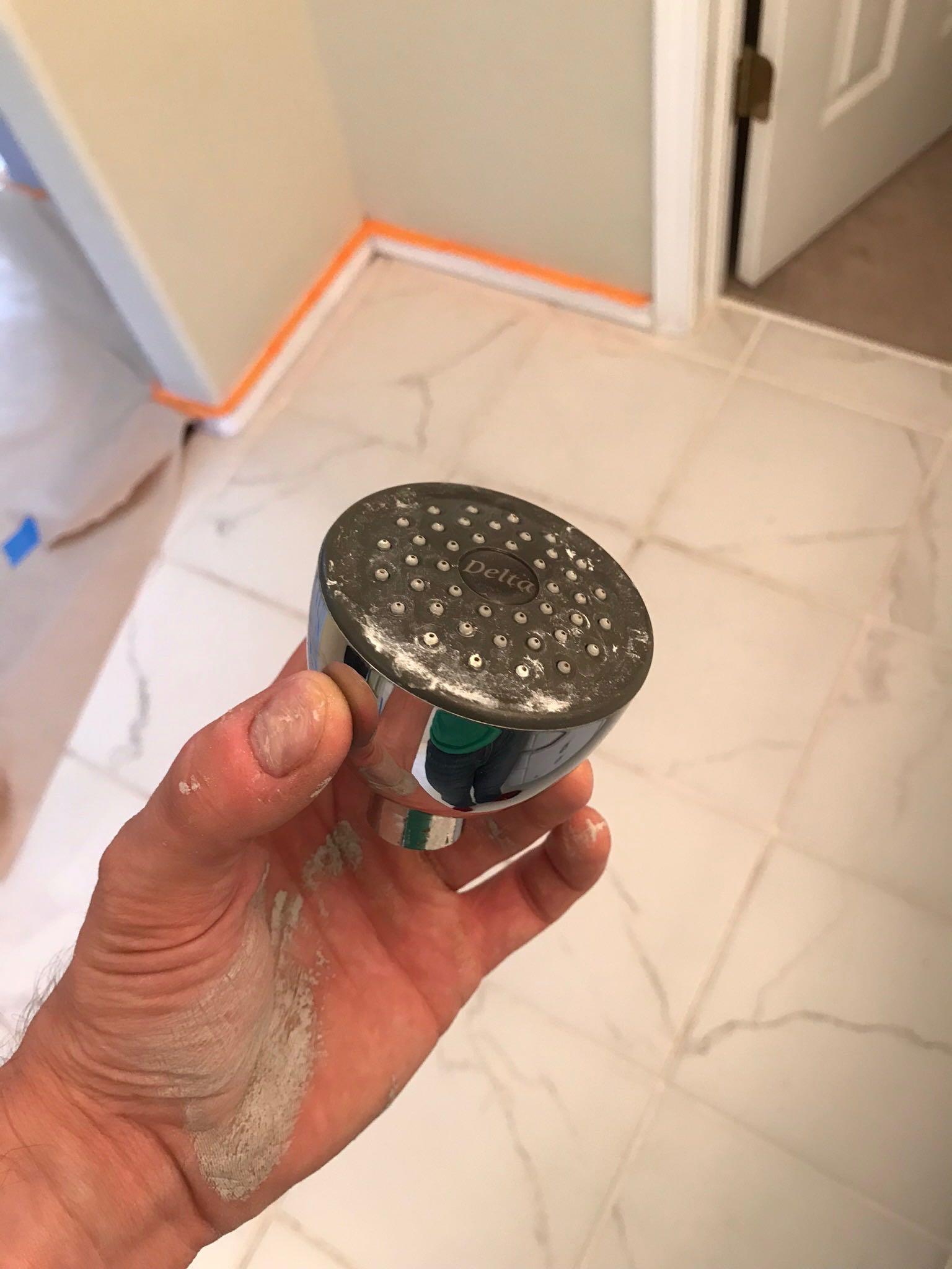 new shower head ideas