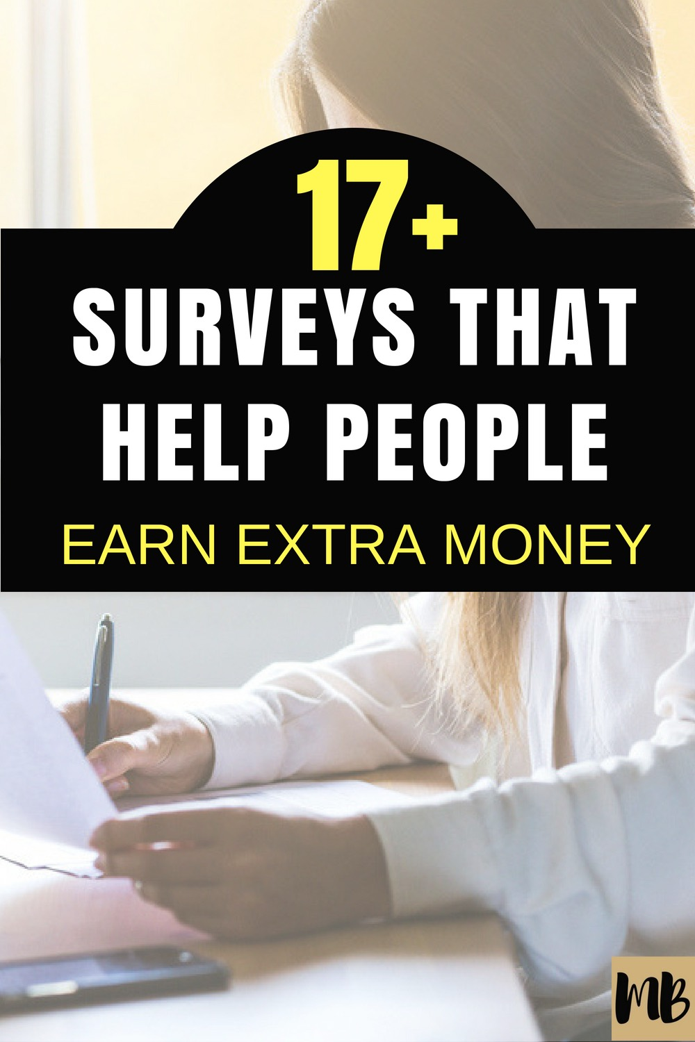 Surveys to #makeextramoney | make money with these survey companies
