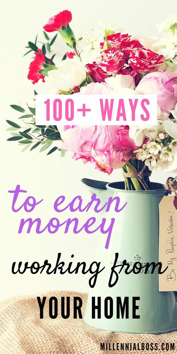 Work from Home Jobs #makemoney #savingmoney