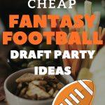 FANTASY FOOTBALL DRAFT PARTY IDEAS | FANTASY FOOTBALL PARTY | FANTASY FOOTBALL PRIZES