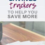 SAVINGS TRACKERS PRINTABLES