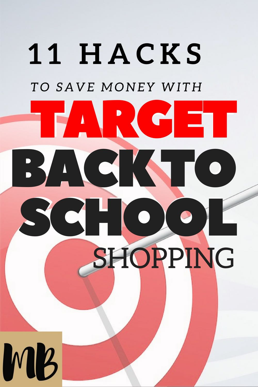 How to Save Money Shopping At Target | Back to School Shopping
