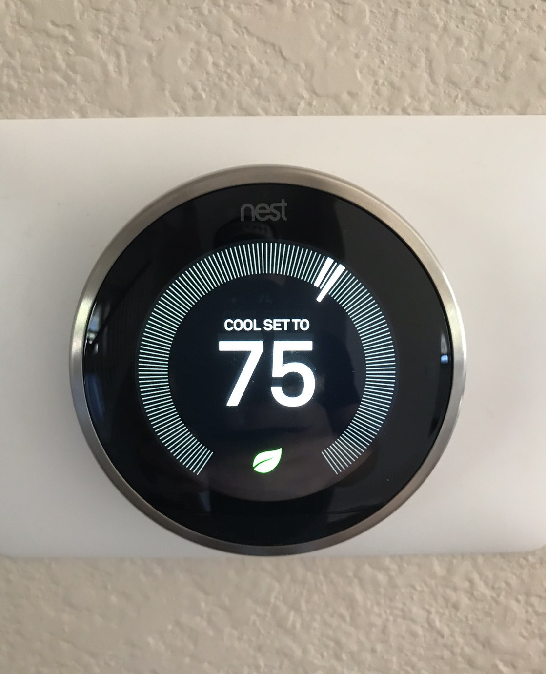 Nest smart Home is a great upgrade to make when selling your home