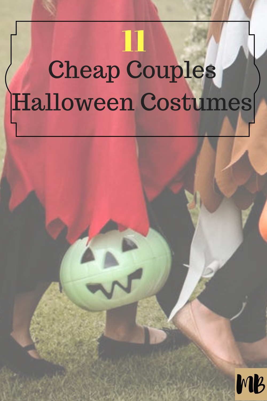 11 cheap halloween couples costumes diy 2018