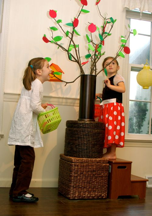 Apple Picking Indoors or Out Cheap Fun Activities for Kids