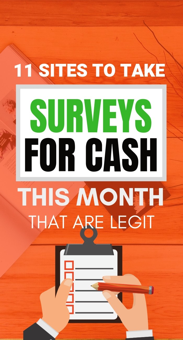 Legitimate Survey Sites that Pay Cash + Gift Cards #surveys | surveys that pay cash 2018
