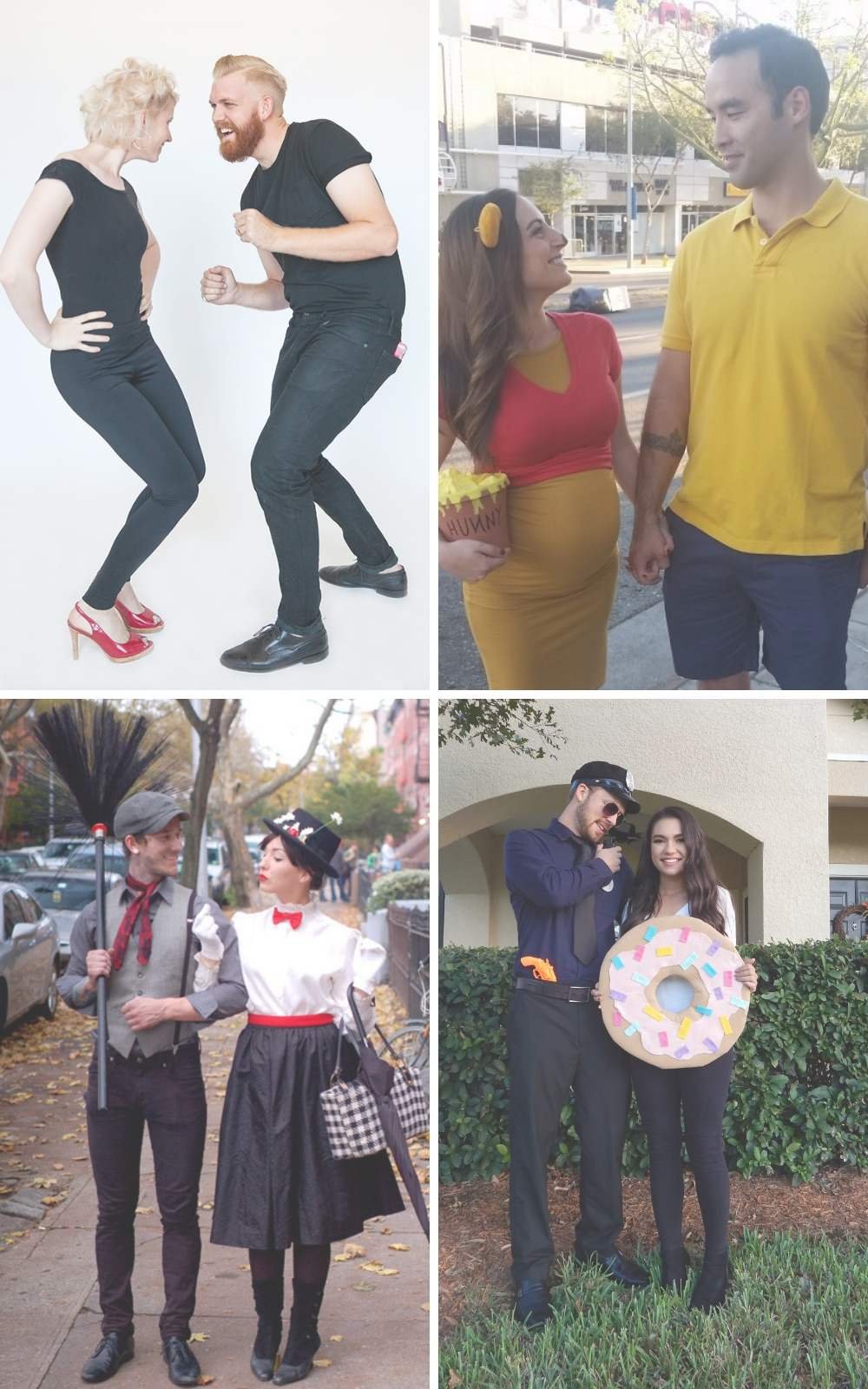 Halloween Couples Costume Ideas that will rock the party #halloween