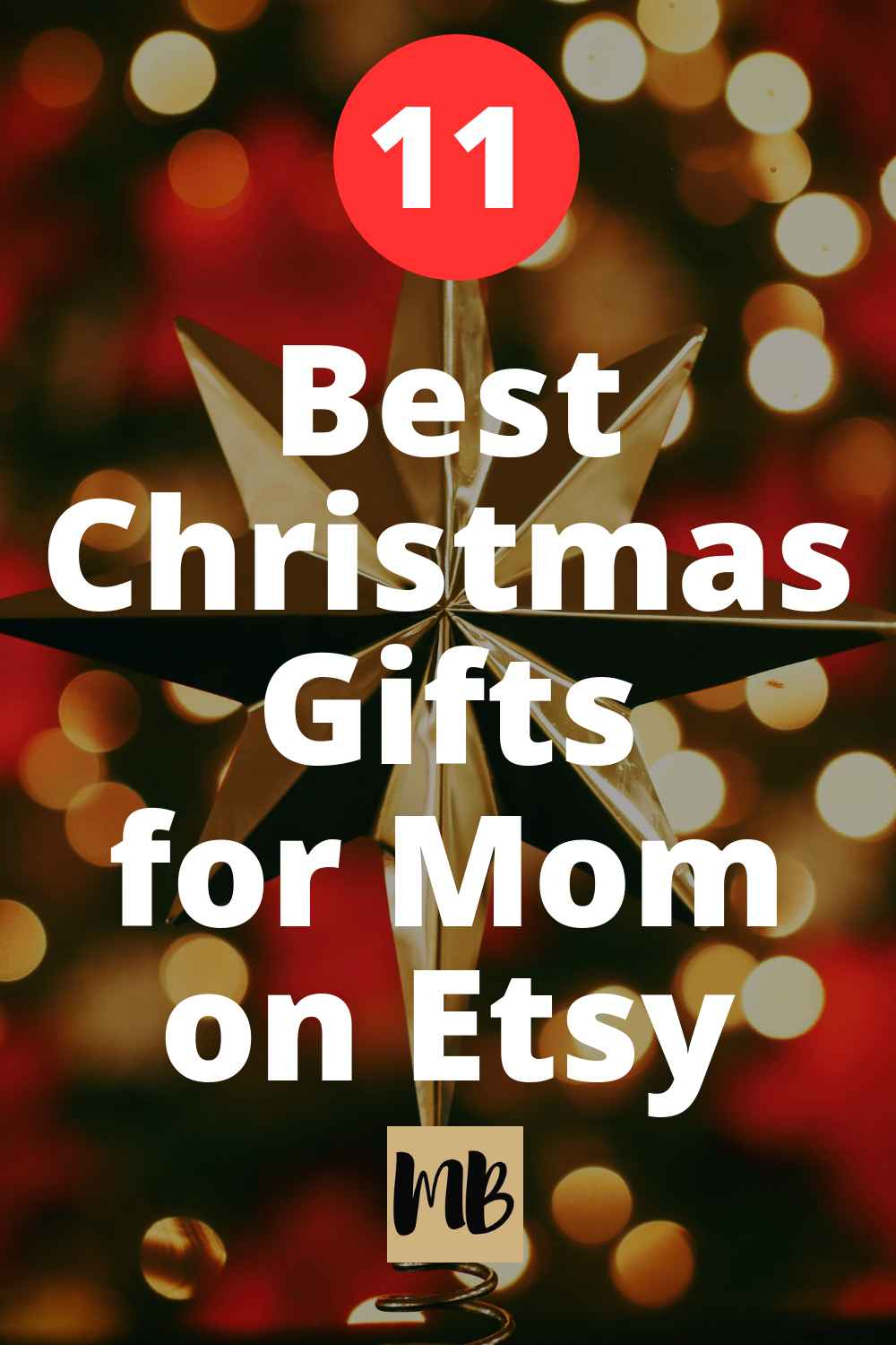11 Best Christmas Gifts for Mom on Etsy | Delight your mom this ...