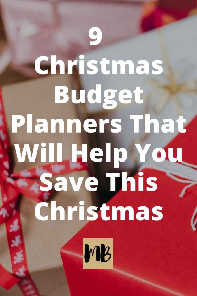 9 Christmas Budget Planners That Will Help You Save This Christmas | Ensure that the holiday season is merry and bright with these comprehensive Christmas budget planners. You'll have much more fun knowing that you didn't overspend this year.