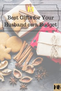 best cheap husband christmas holiday gifts