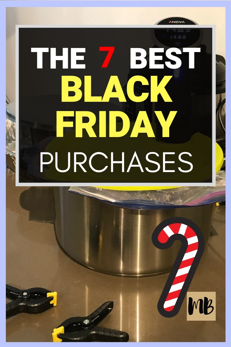 Instant Pot to Wisdom Dog DNA Kit to Sous Vide | Here is everything I bought on Black Friday - Don't judge me!