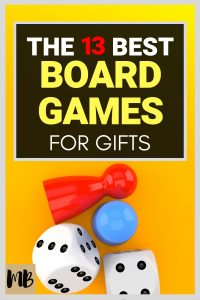 We love the idea of giving board games as a gift! Here are the best board games to give as gifts this year | Holiday Gift Guide