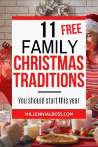 free christmas traditions