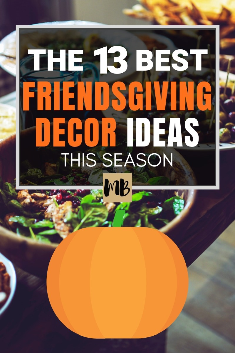 Best Friendsgiving decor ideas #friendsgiving #friendsgivingdecorations