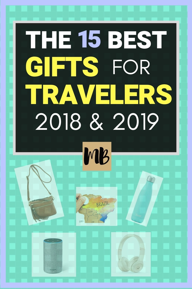 Maybe the best Travel Gift Guide out there right now | Travel gifts #travel #christmas #christmasgift #giftideas | Travel gifts