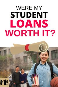 Were my Student loans worth it? Here's my opinion 5 years out of college.