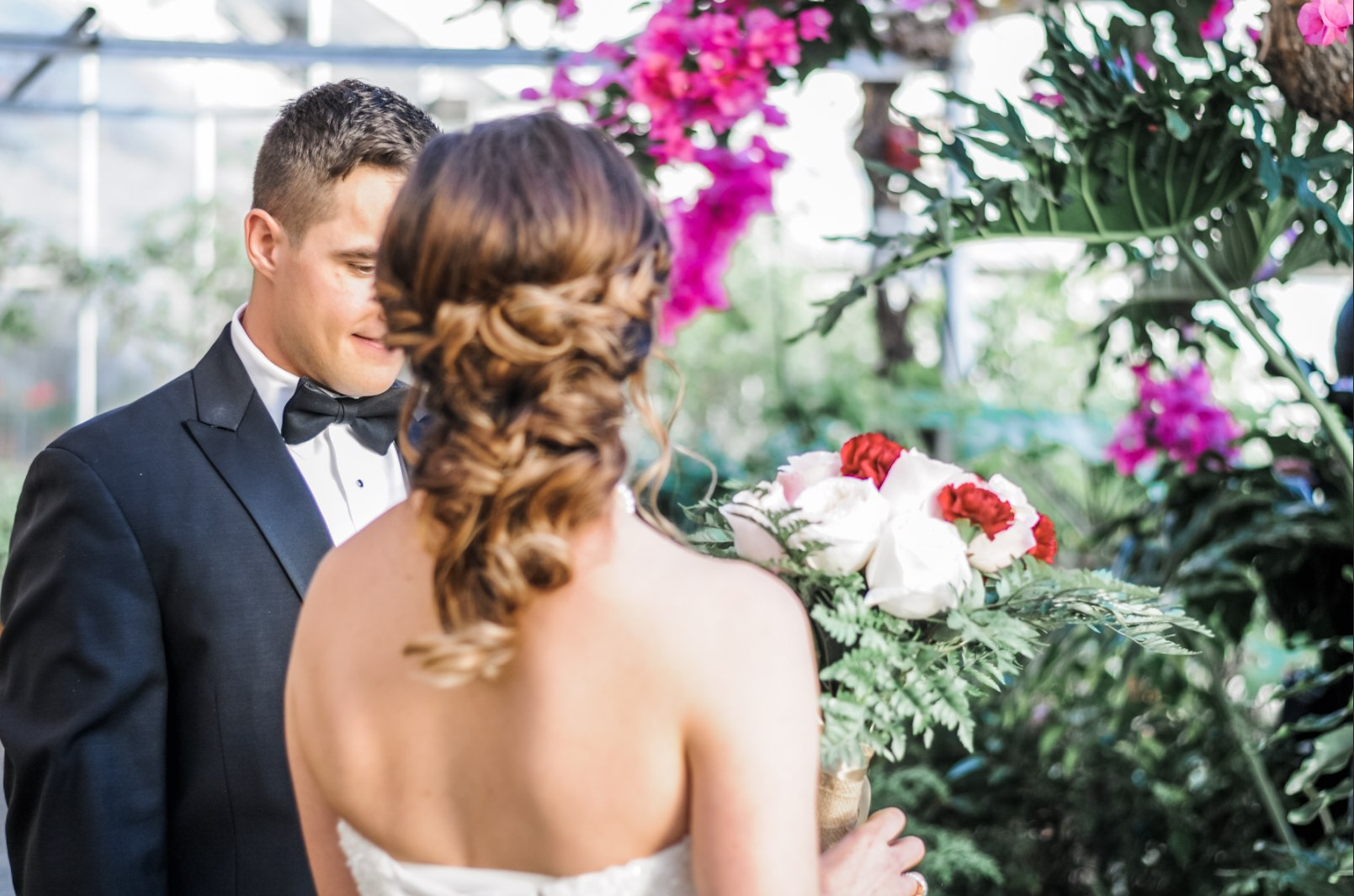 GOT wedding hair ideas